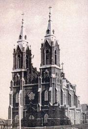 Первый католический храм Челябинска