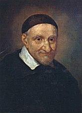 Святой Викентий де Поль