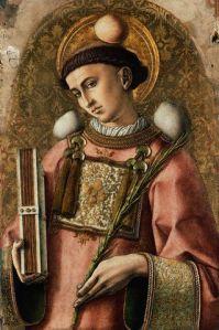 Св. Стефан, первомученик