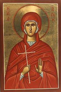 Святая Агния (Агнесса)