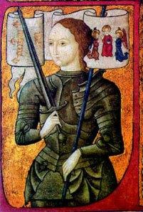 Жанна д`Арк