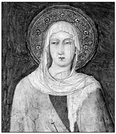 Св. Клара Ассизская