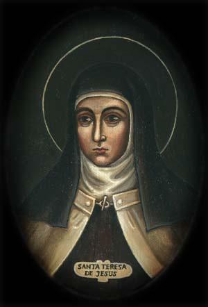 Святая Тереза Авильская