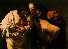 Уверение святого Фомы (Караваджо, 1601—1602 годы)