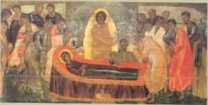 Успение (взятие на небо) Пресвятой Девы Марии