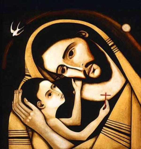 Святой Иосиф, Обручник Пресвятой Девы Марии
