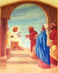 Обретение Отрока Иисуса в Храме
