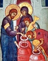 Чудо в Кане Галилейской