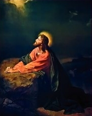 Молитва Иисуса в Гефсиманском саду