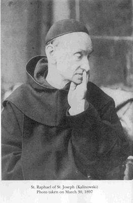 Св. Рафаил Калиновский, священник