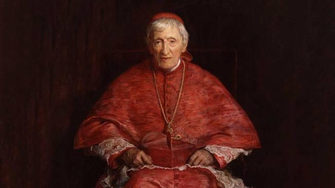 Кардинал Джон Генри Ньюмен