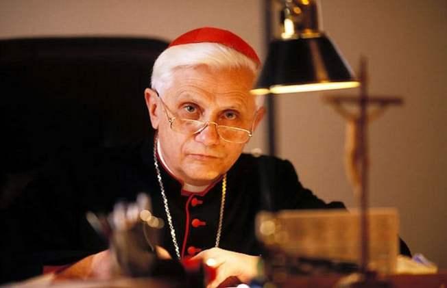 Кардинал Иозеф Ратцингер