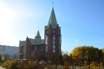 Католический храм в Челябинске