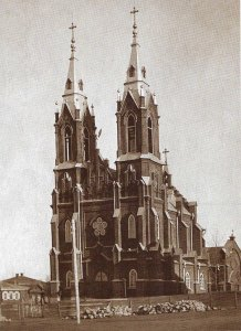 Первый храм в Челябинске